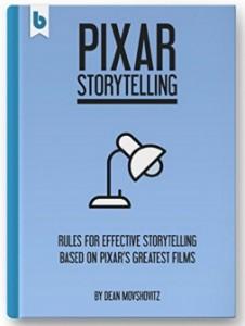 Pixar story spine
